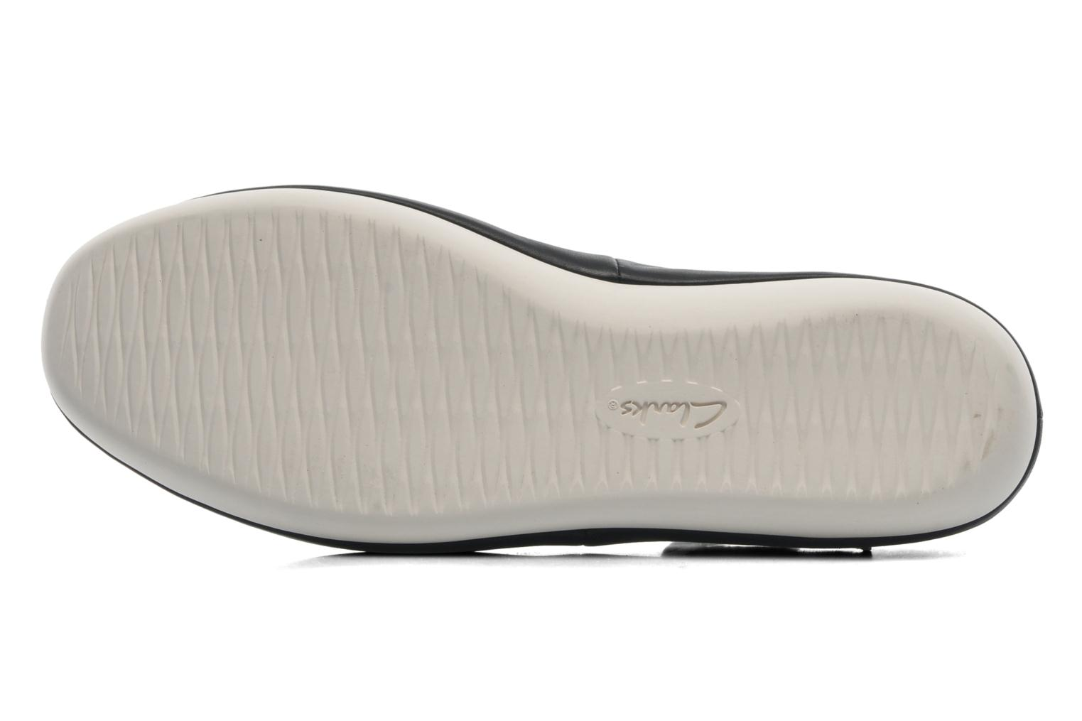 Ballet pumps Clarks Feature Film Black view from above