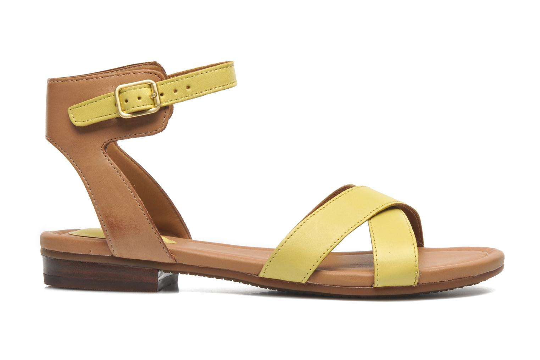 Viveca Zeal Yellow Leather