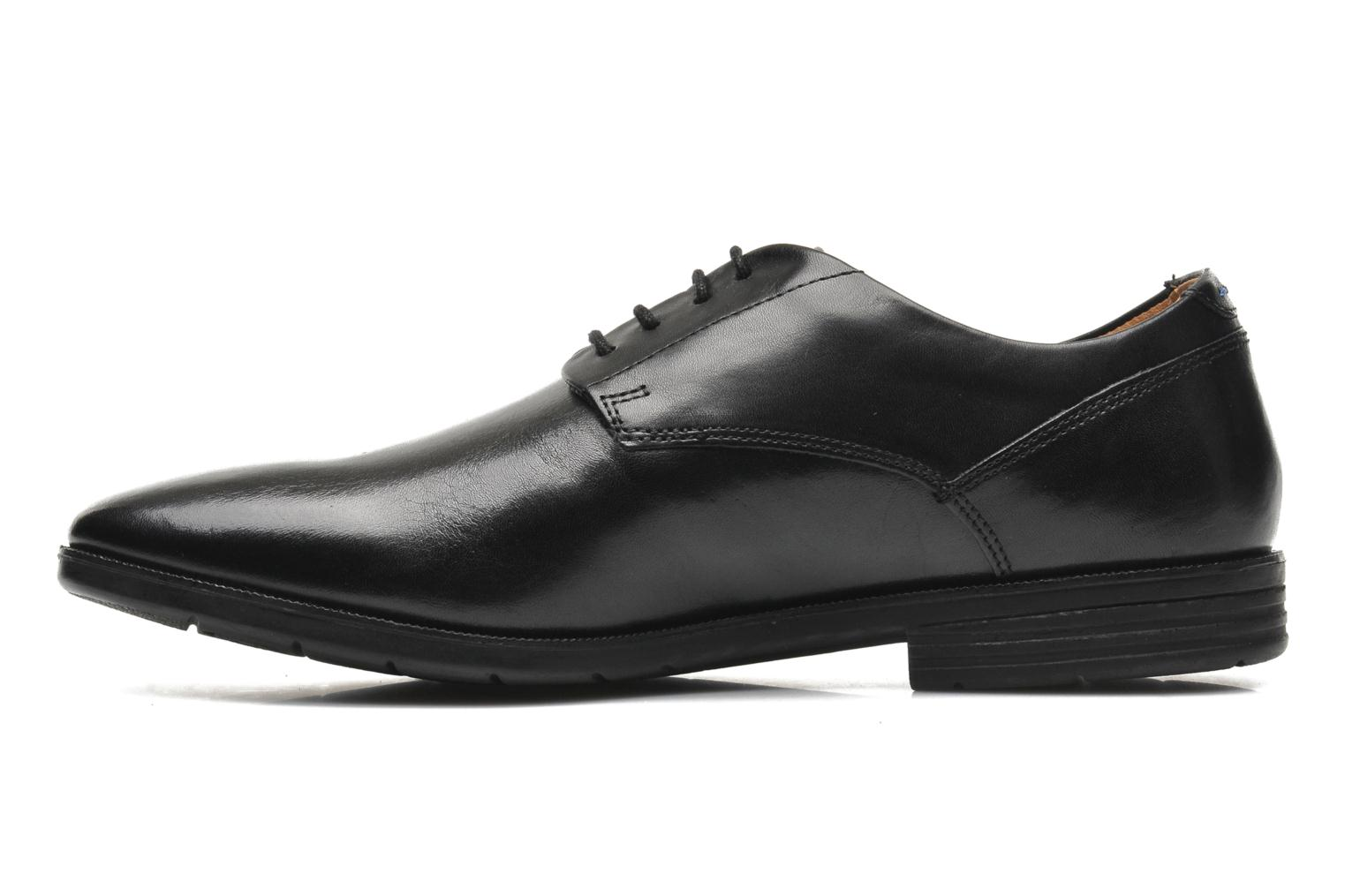 Glenrise Walk Black leather