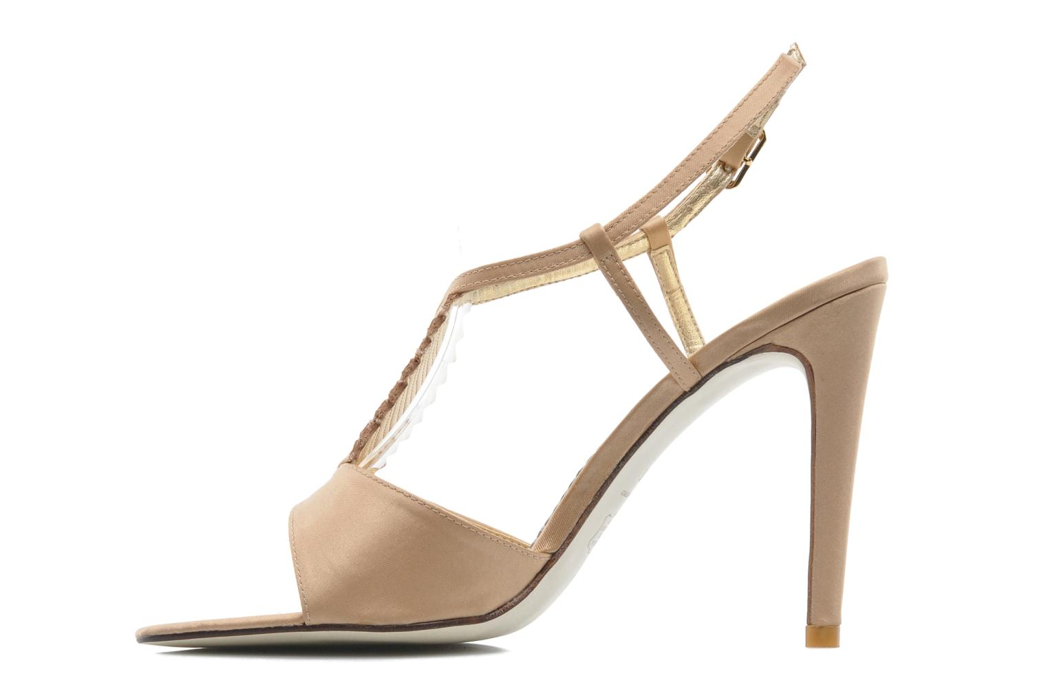 Sandals Georgia Rose Rumimy Bronze and Gold front view