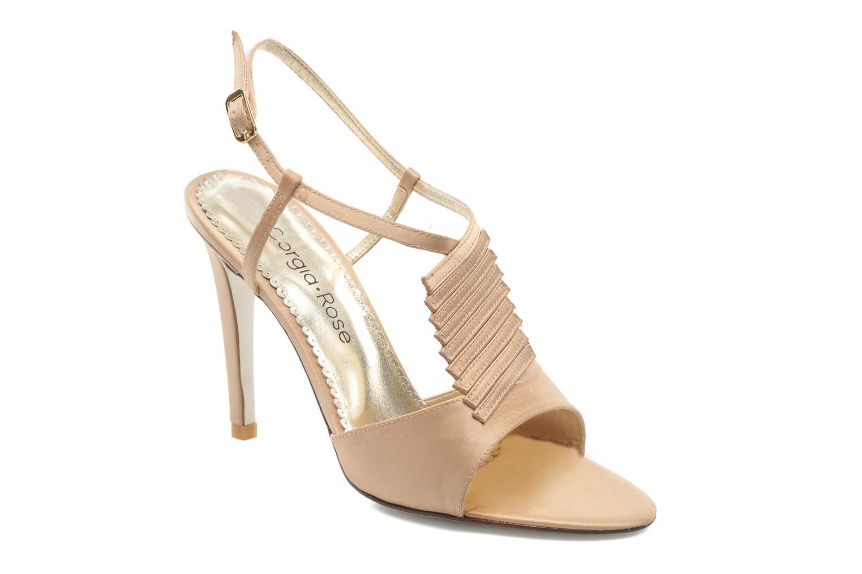 Grandes descuentos últimos zapatos Georgia Rose Rumimy (Oro y bronce) - Sandalias Descuento