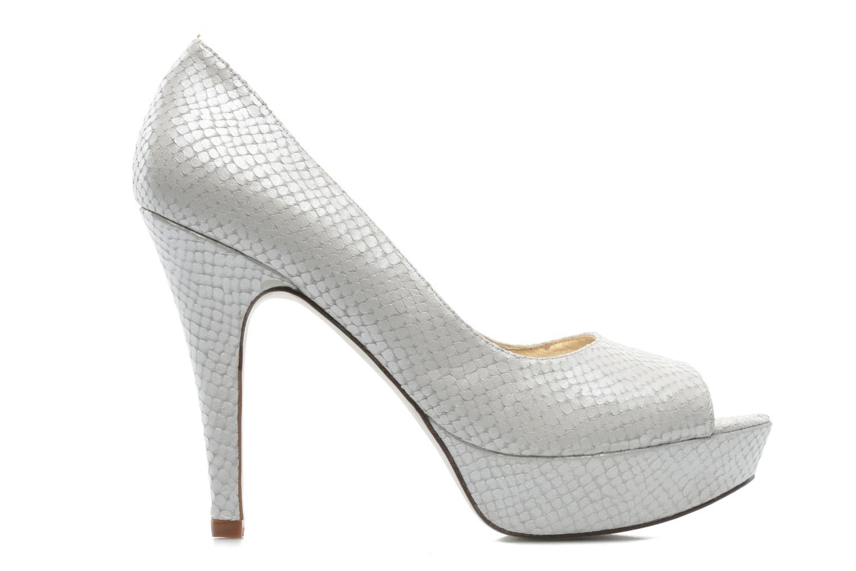 High heels Georgia Rose Ruliebdich White back view