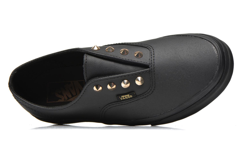 Sneakers Vans Authentic Gore W Zwart links