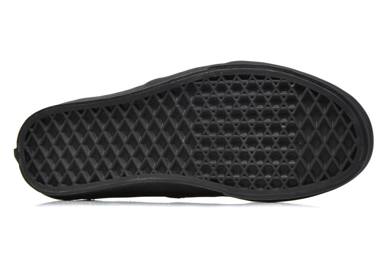 Sneakers Vans Authentic Gore W Zwart boven