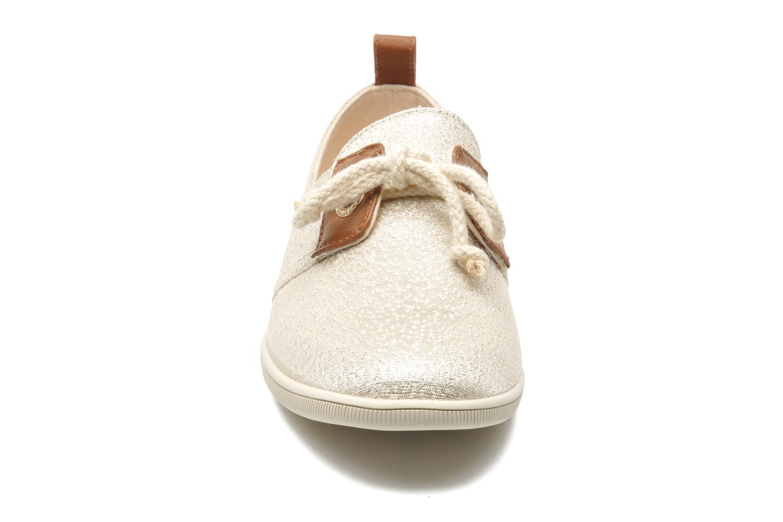Baskets Armistice Stone One gloss W Or et bronze vue portées chaussures