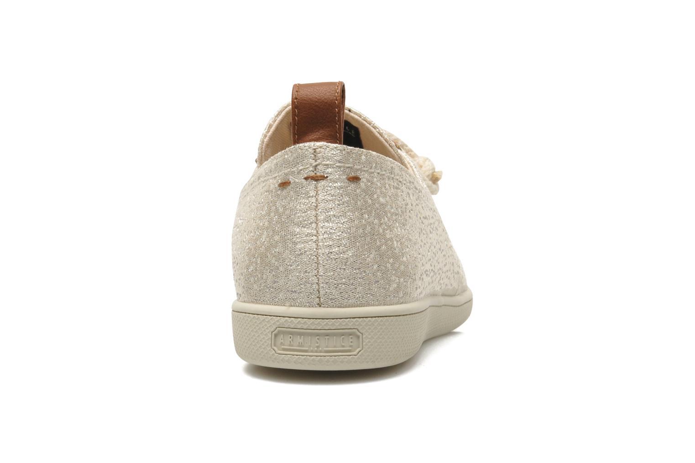 Sneakers Armistice Stone One gloss W Oro e bronzo immagine destra