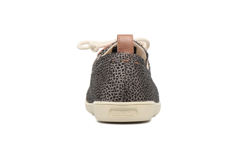 Sneakers Armistice Stone One gloss W Nero immagine destra