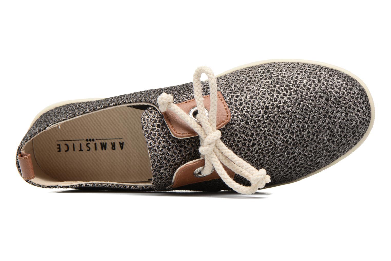 Sneakers Armistice Stone One gloss W Nero immagine sinistra
