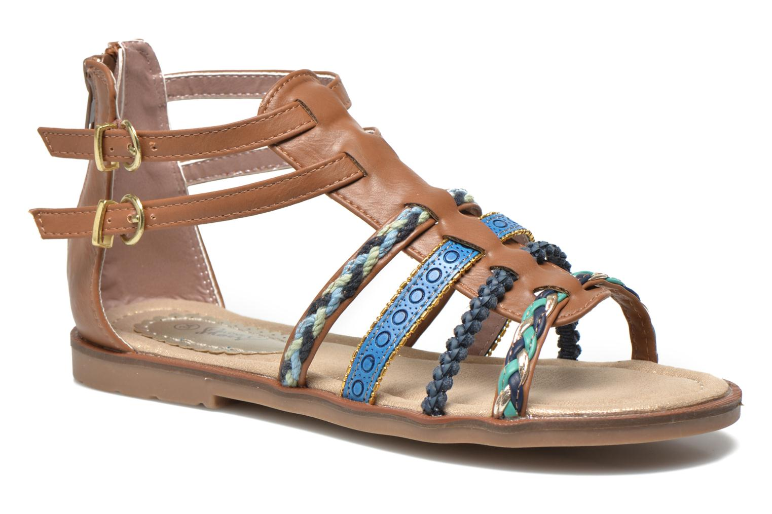 Sandals I Love Shoes Tina Brown detailed view/ Pair view