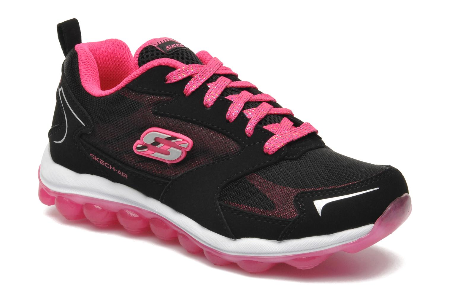 Baskets Skechers Skech Air Bizzy Bounce Noir vue détail/paire