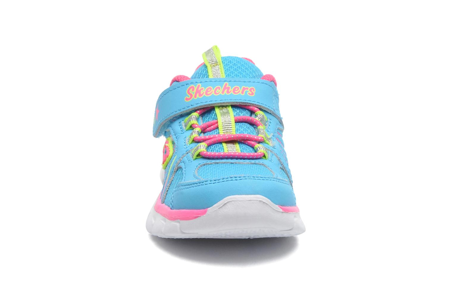 Sneakers Skechers Synergy Lovespun Blauw model