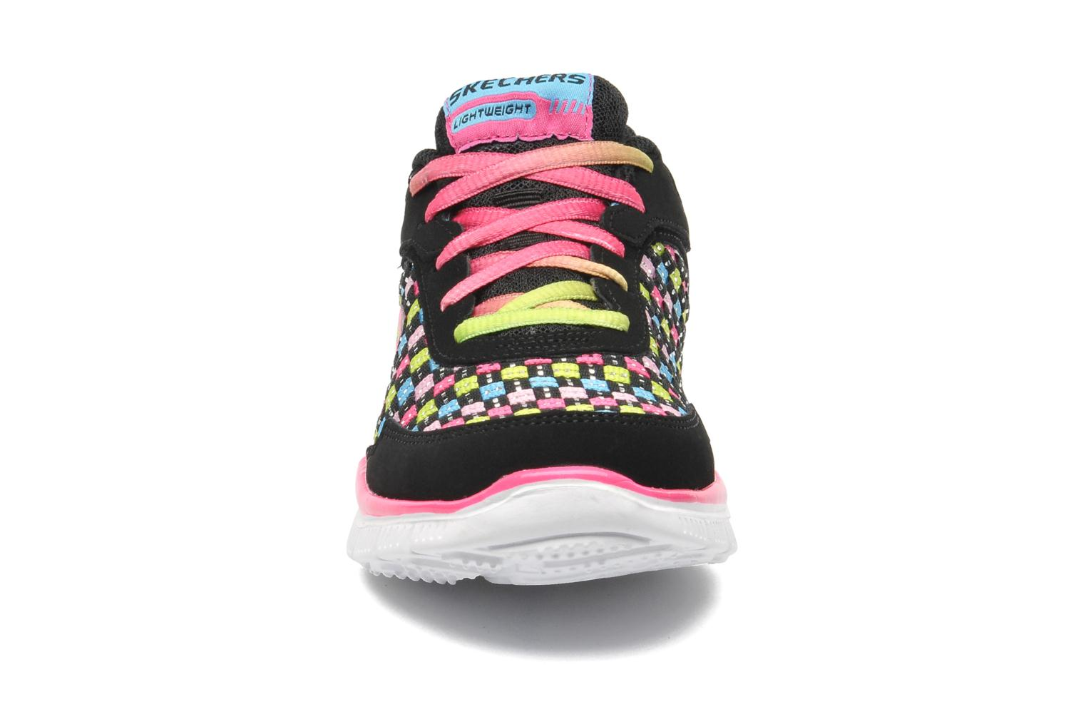 Baskets Skechers Skech Appeal Freeflyer Multicolore vue portées chaussures