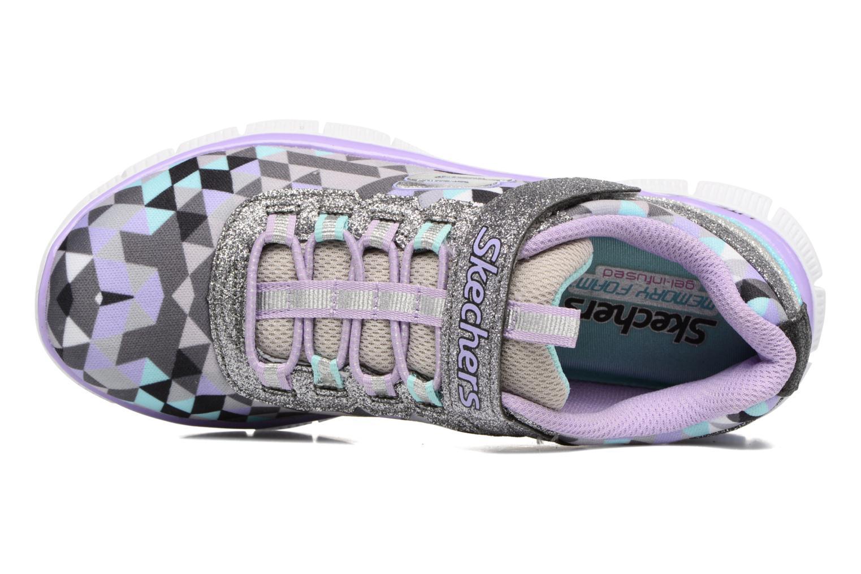 Skech Appeal Grey & Multicolor/Lavender