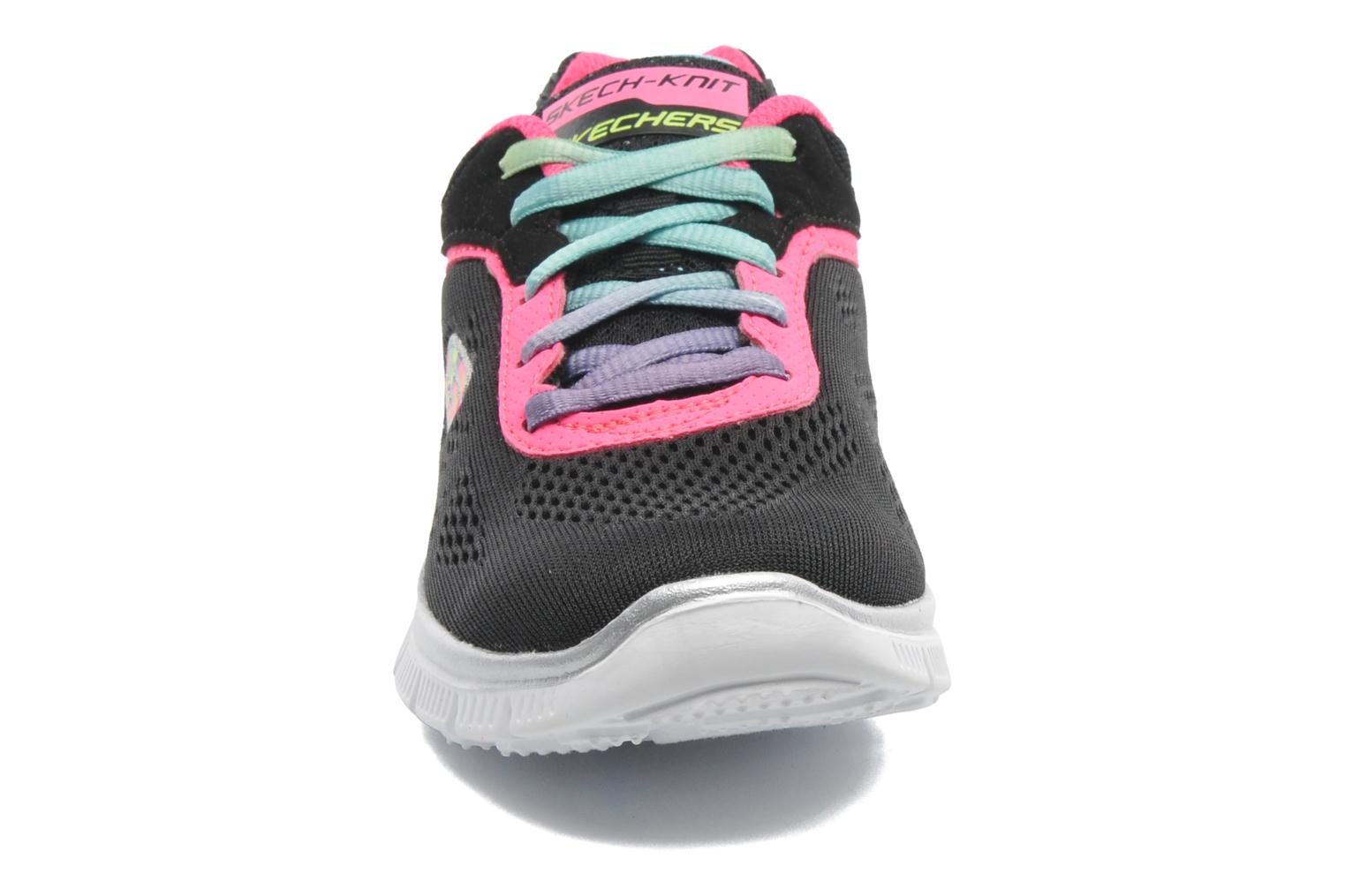 Trainers Skechers Skech Appeal Whimzies Black model view