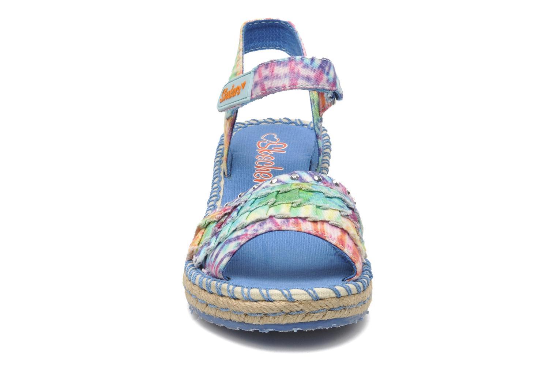 Sandalen Skechers TikisRuffle Ups mehrfarbig schuhe getragen