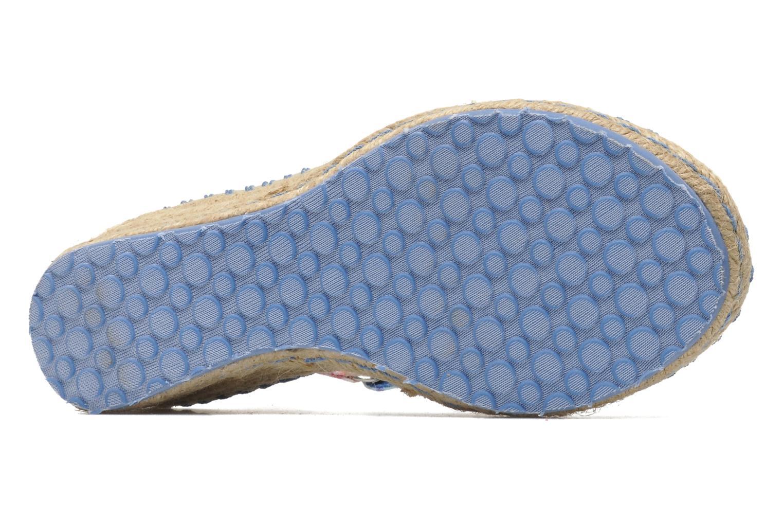 Sandalen Skechers TikisRuffle Ups mehrfarbig ansicht von oben
