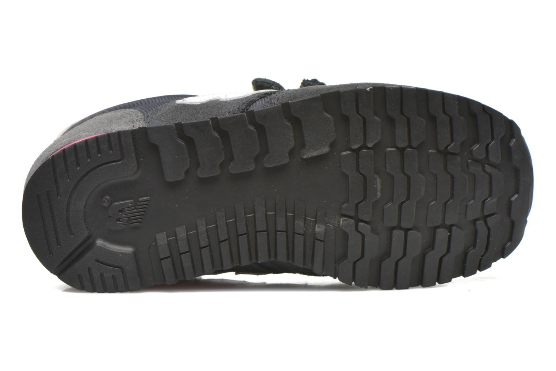Sneaker New Balance KE420 J grau ansicht von oben