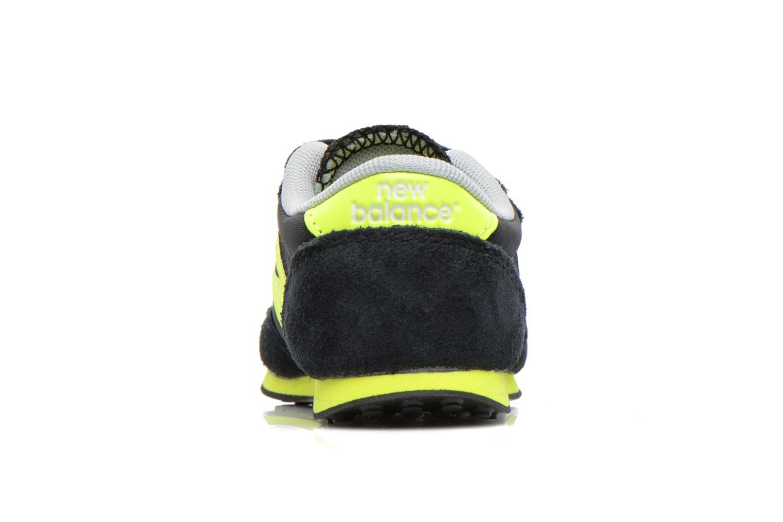 Sneakers New Balance KE410KLI Zwart rechts