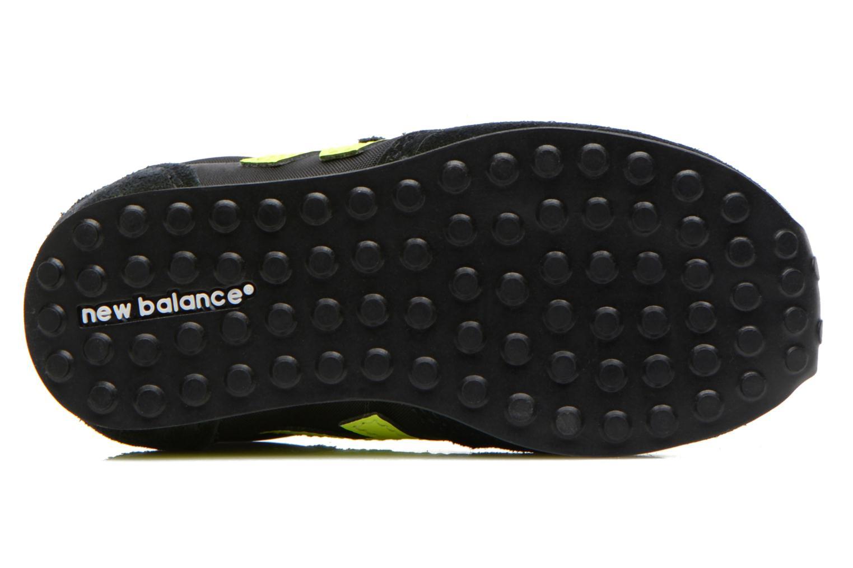 Sneakers New Balance KE410KLI Zwart boven