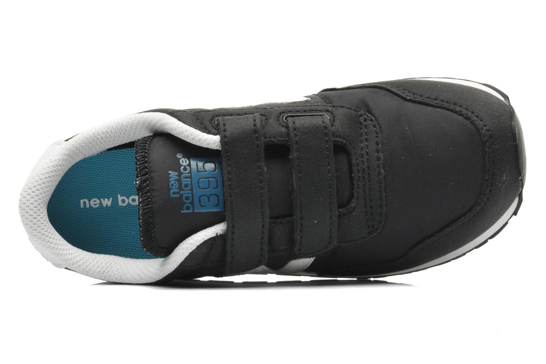 Baskets New Balance KV395KAY Noir vue gauche