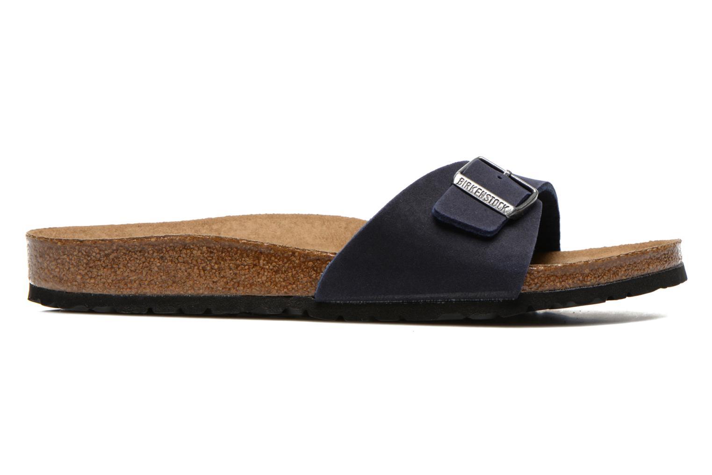Sandali e scarpe aperte Birkenstock Madrid Microfibre M Azzurro immagine posteriore