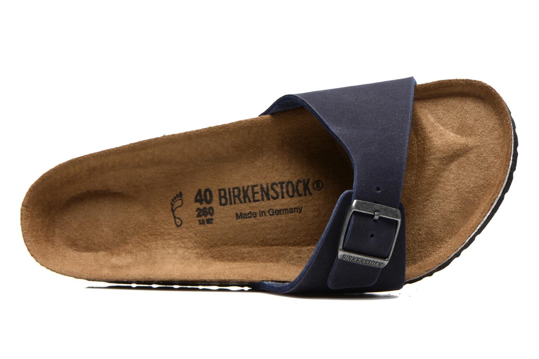 Sandali e scarpe aperte Birkenstock Madrid Microfibre M Azzurro immagine sinistra