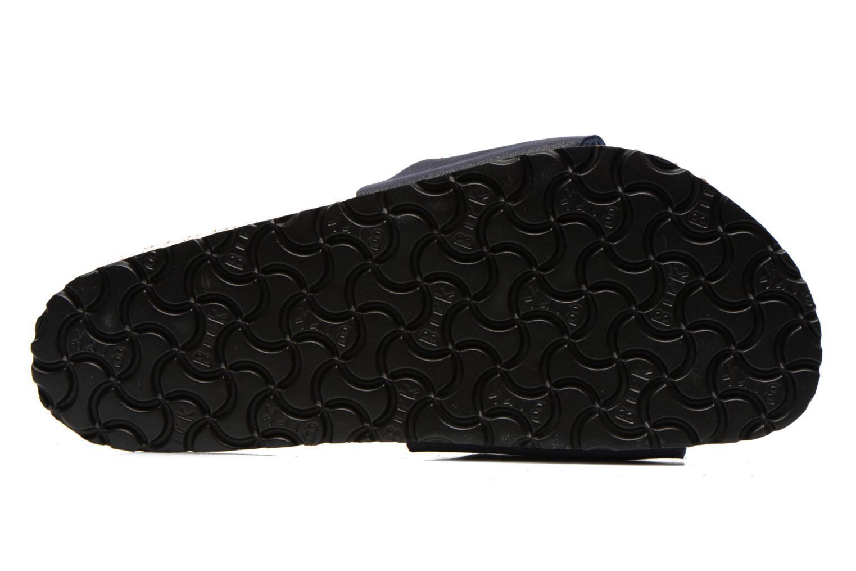 Sandali e scarpe aperte Birkenstock Madrid Microfibre M Azzurro immagine dall'alto