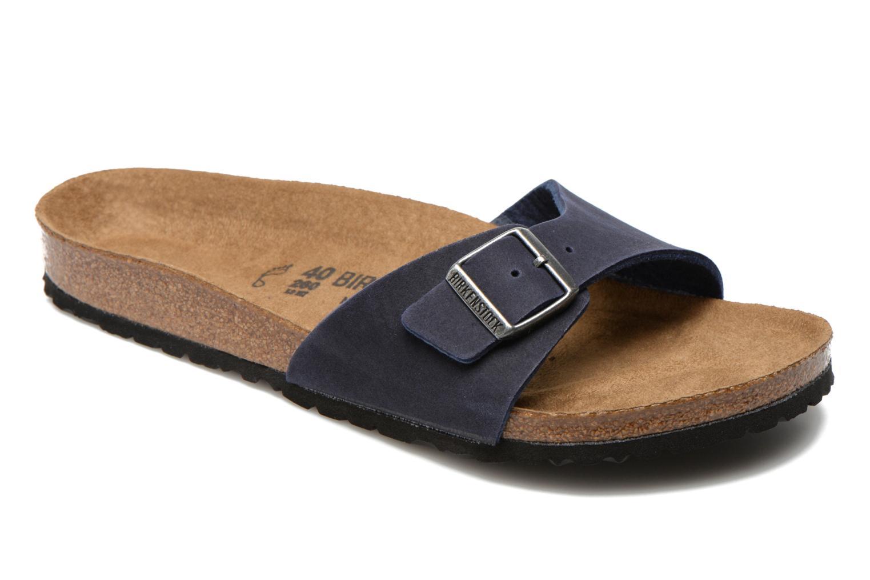 Sandali e scarpe aperte Birkenstock Madrid Microfibre M Azzurro vedi dettaglio/paio