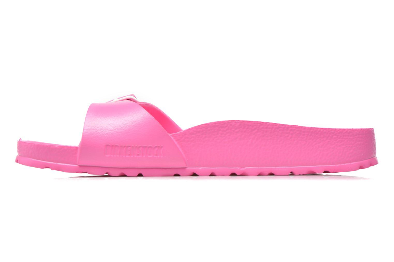 Clogs & Pantoletten Birkenstock Madrid EVA W rosa ansicht von vorne