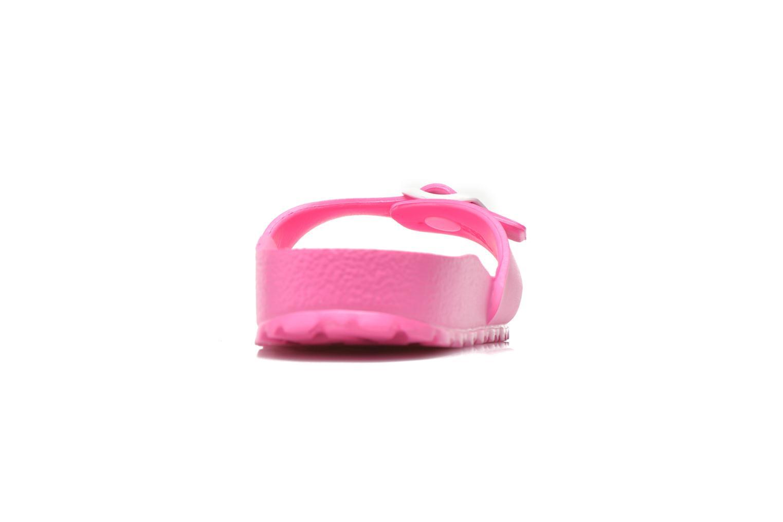 Clogs & Pantoletten Birkenstock Madrid EVA W rosa ansicht von rechts