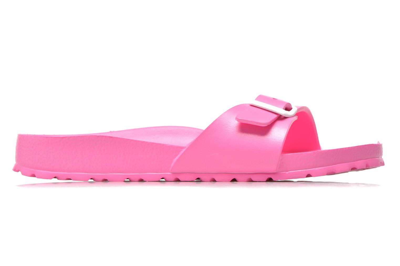 Clogs & Pantoletten Birkenstock Madrid EVA W rosa ansicht von hinten