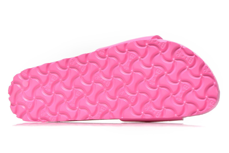 Clogs & Pantoletten Birkenstock Madrid EVA W rosa ansicht von oben