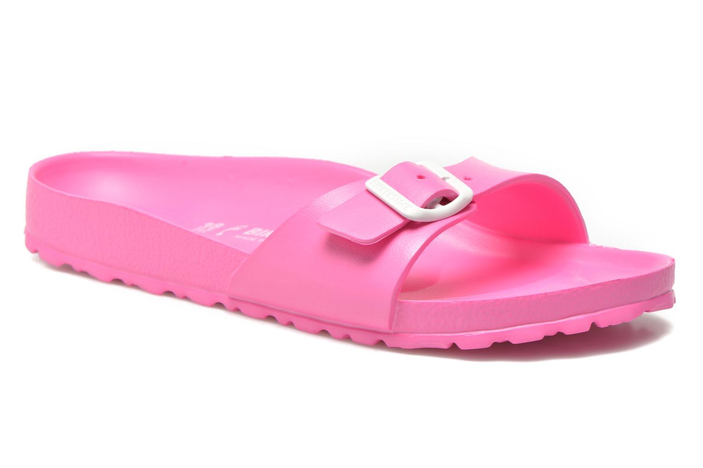 Clogs & Pantoletten Birkenstock Madrid EVA W rosa detaillierte ansicht/modell