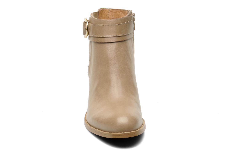 Stiefeletten & Boots Georgia Rose Eperdrix beige schuhe getragen