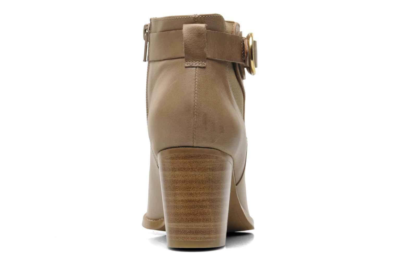 Stiefeletten & Boots Georgia Rose Eperdrix beige ansicht von rechts