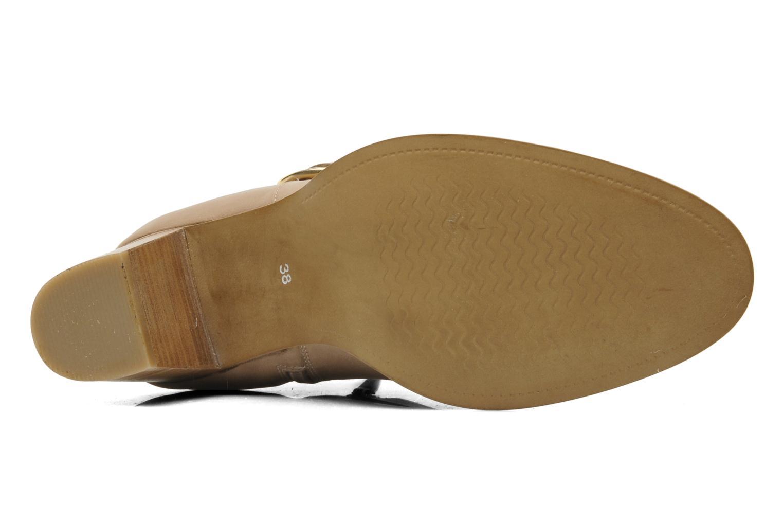 Stiefeletten & Boots Georgia Rose Eperdrix beige ansicht von oben