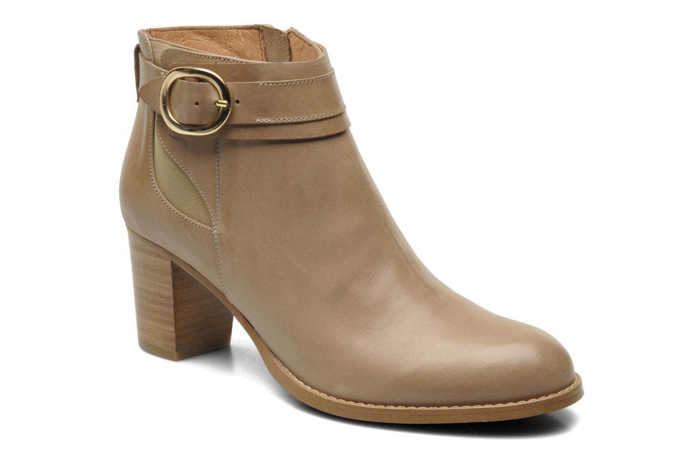 Stiefeletten & Boots Georgia Rose Eperdrix beige detaillierte ansicht/modell