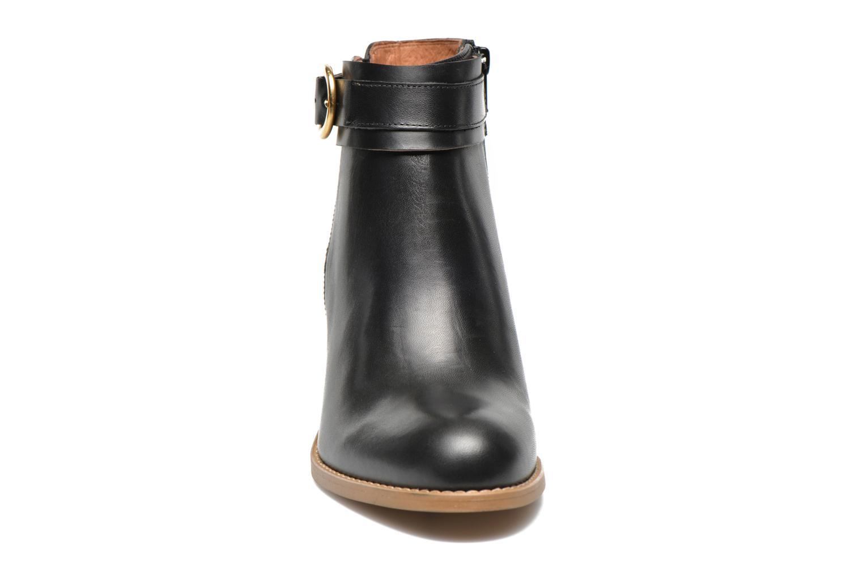Bottines et boots Georgia Rose Eperdrix Noir vue portées chaussures
