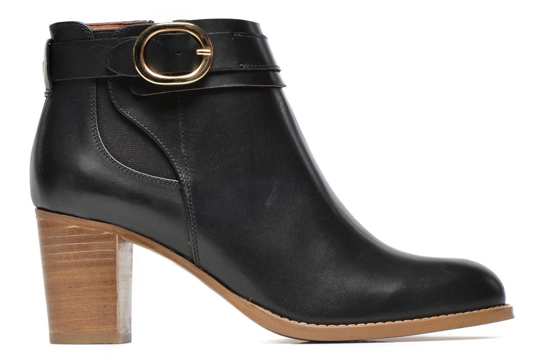 Bottines et boots Georgia Rose Eperdrix Noir vue derrière