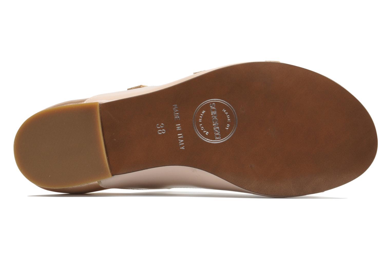 Sandalen Made by SARENZA Chamallow #4 beige ansicht von links
