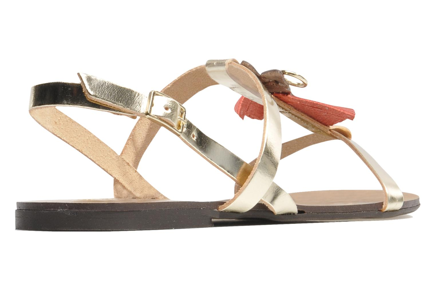 Sandals Made by SARENZA Nairobi #5 Multicolor front view