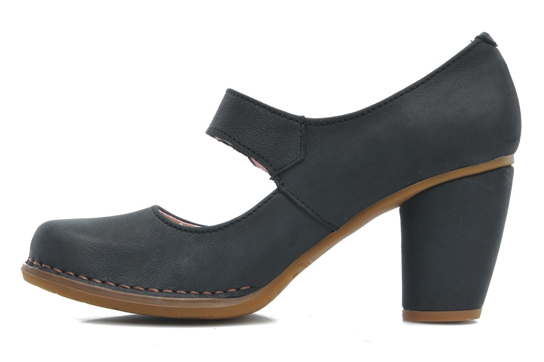 High heels El Naturalista Colibri N466 Black front view