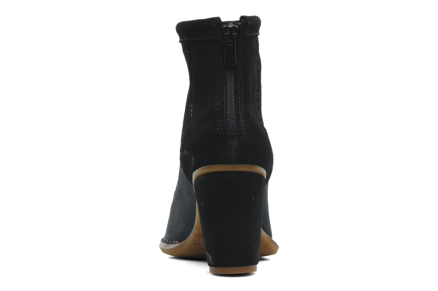 Ankle boots El Naturalista Colibri N467 Black view from the right