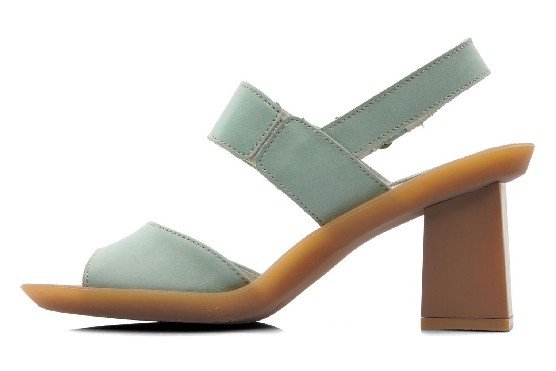 Sandales et nu-pieds El Naturalista Haiku ND10 Vert vue face
