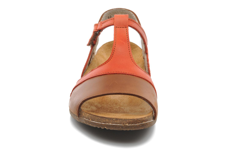 Sandales et nu-pieds El Naturalista Wakataua N448 Multicolore vue portées chaussures
