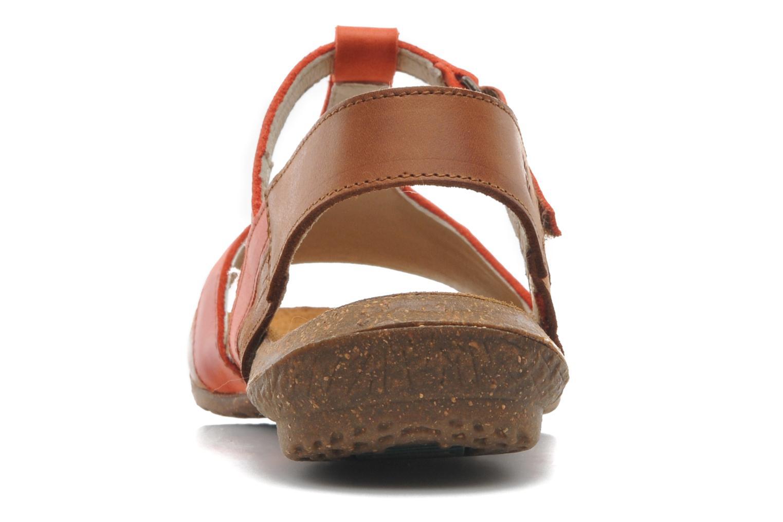 Sandales et nu-pieds El Naturalista Wakataua N448 Multicolore vue droite