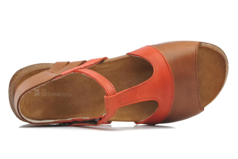 Sandales et nu-pieds El Naturalista Wakataua N448 Multicolore vue gauche
