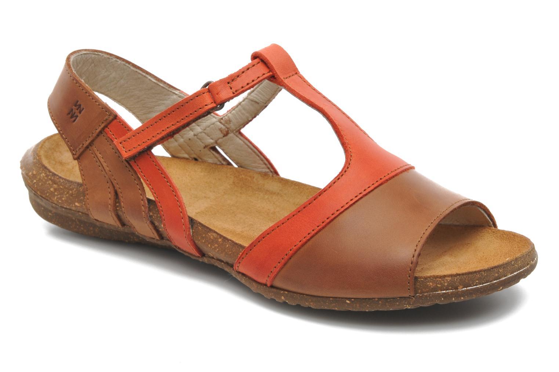 Sandales et nu-pieds El Naturalista Wakataua N448 Multicolore vue détail/paire