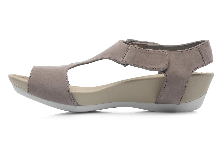 Sandales et nu-pieds Camper Micro 22556 Beige vue face