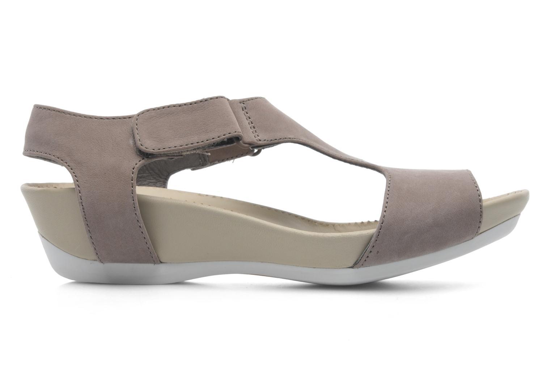 Sandales et nu-pieds Camper Micro 22556 Beige vue derrière